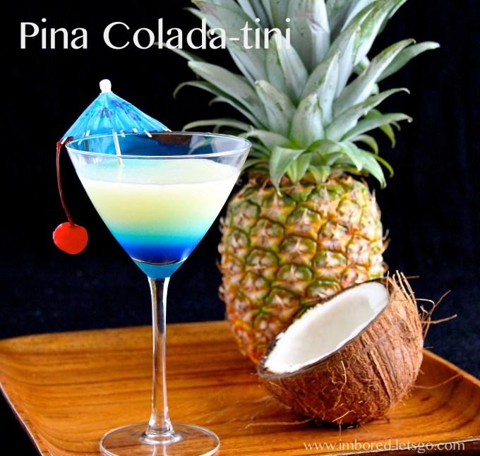 Pina Colada-tini