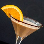 Chocolate Orange-tini