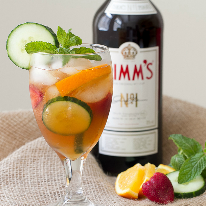 Pimm's Cup - I'm Bored, Let's Go...