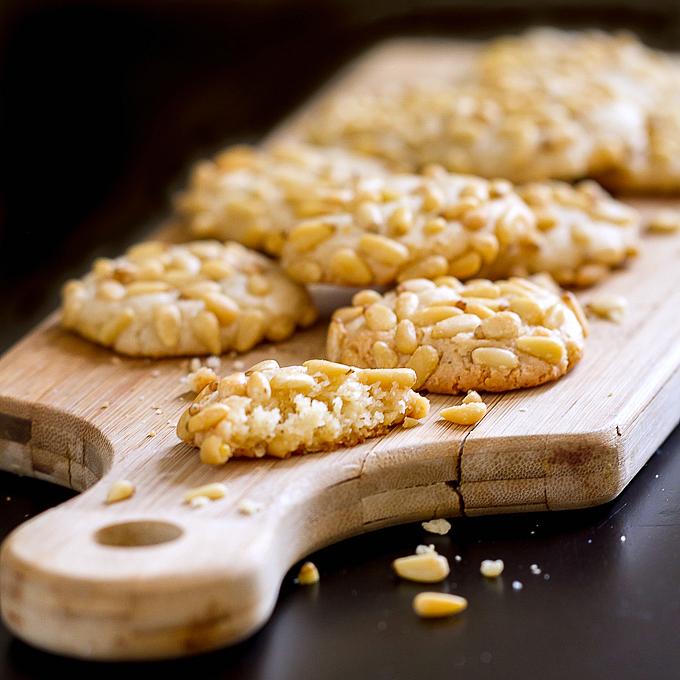 Pine Nut Cookies