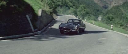 Jaguar E-Type Fixed Head Coupé Series I 1962