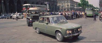 Alfa Romeo Giulia TI 1963