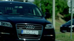 Audi on Strike Back