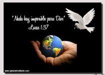 Algunas Imagenes cristianas sobre los milagros divinos