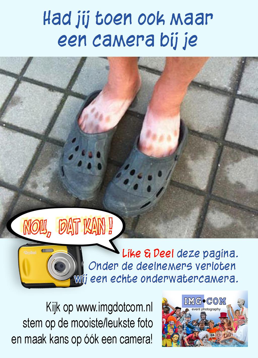 FB zomeractie [sunburnfeet]