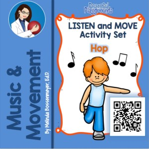 Listen and Move Cov 8 x8