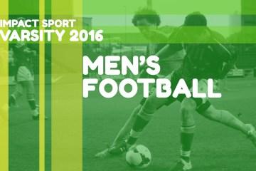 VARSITY - MEN'S FOOTBALL