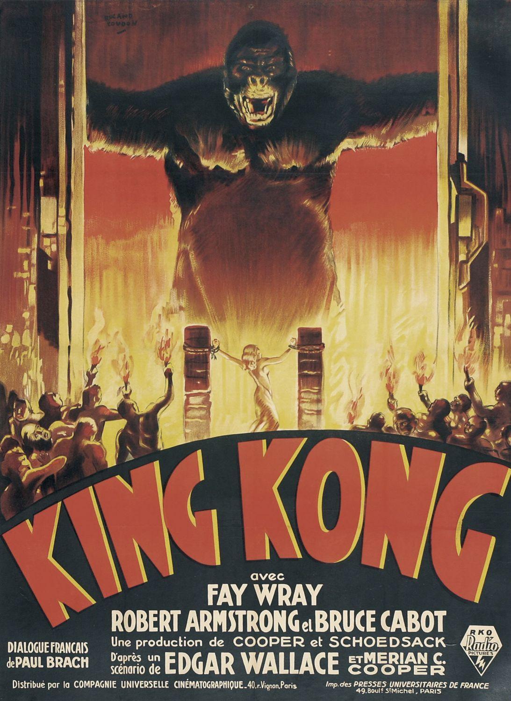 Poster do filme King Kong