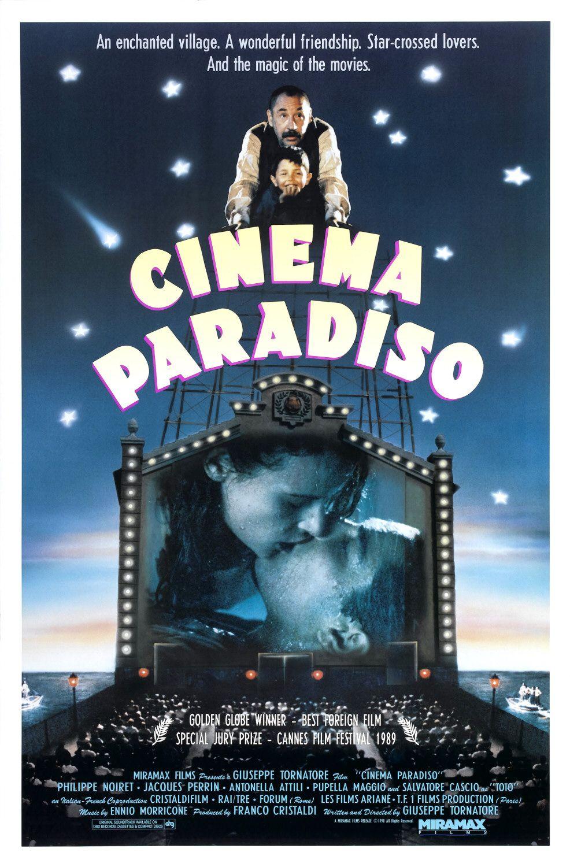 Poster do filme Cinema Paradiso