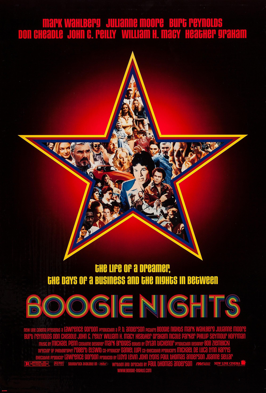 Poster do filme Boogie