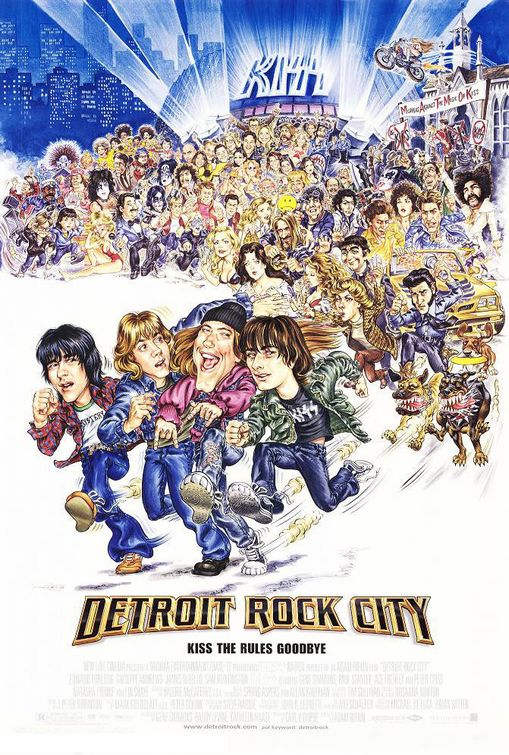 Poster do filme Detroit Rock City