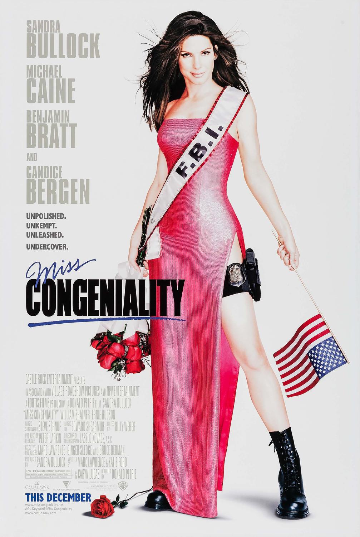 Poster do filme Miss Simpatia