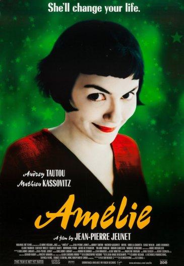 Image result for Amelie movie poster
