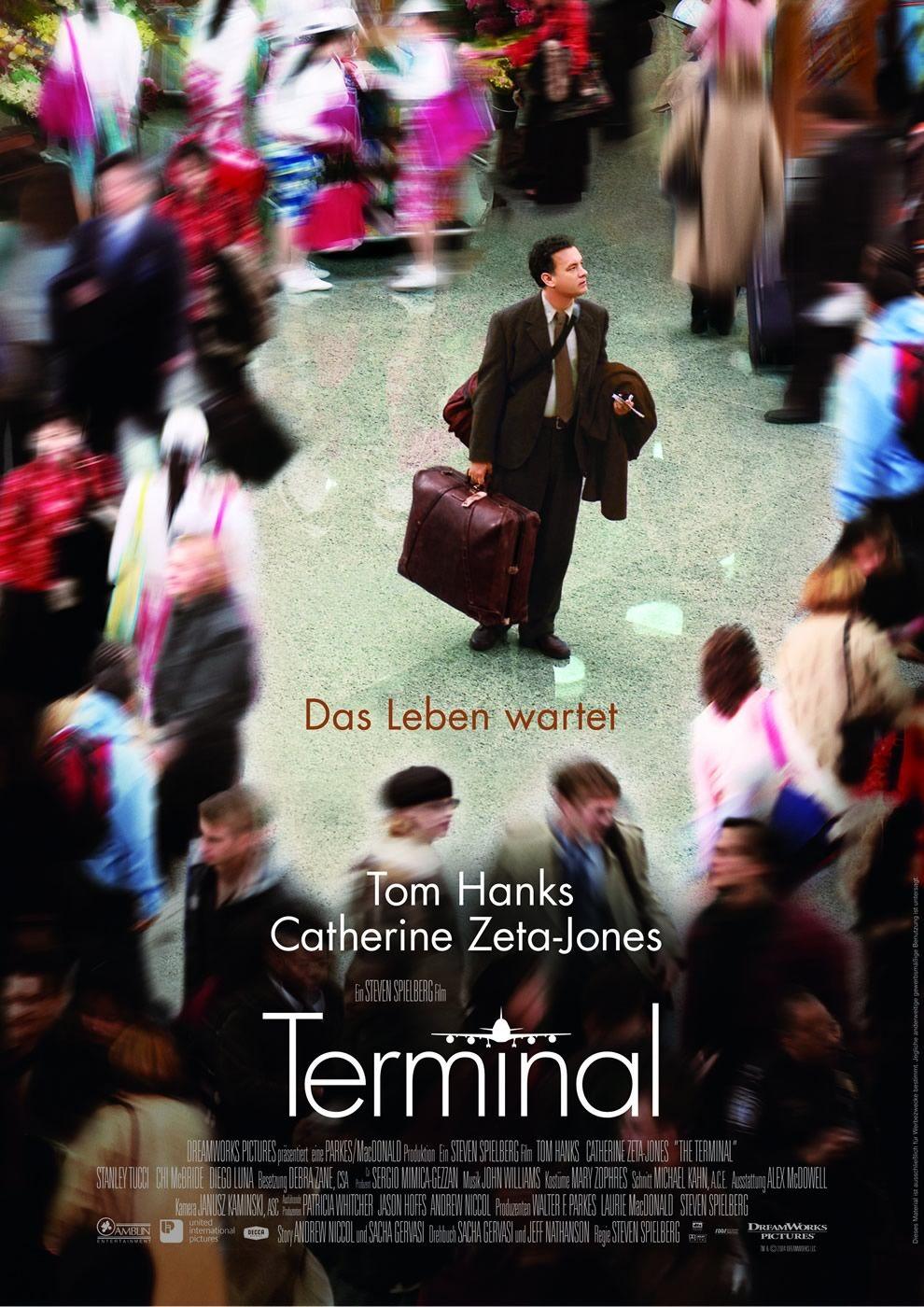 Poster do filme O Terminal