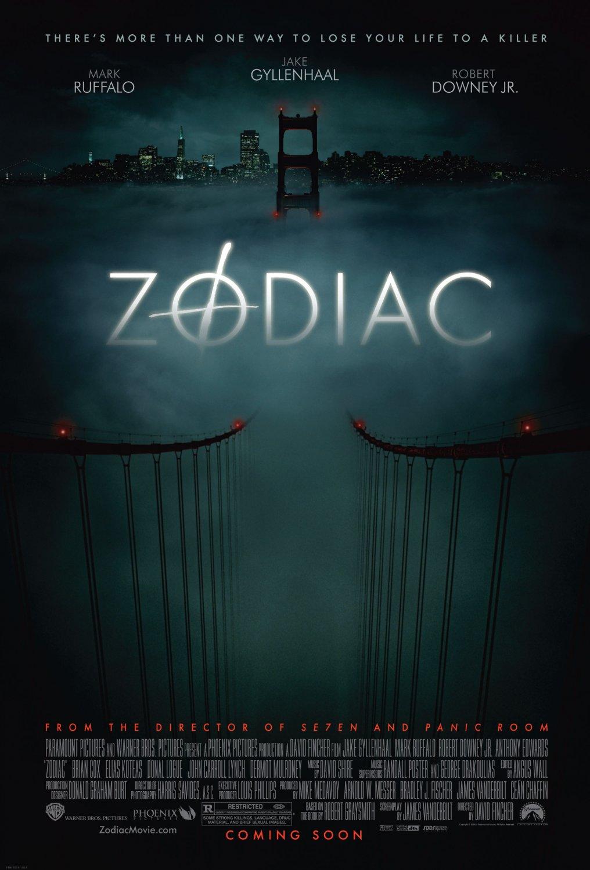 Poster do filme Zodíaco