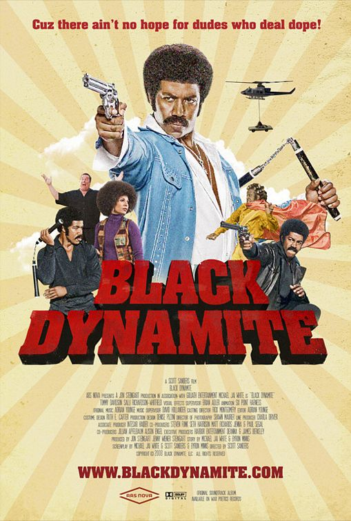 Poster do filme Dynamite