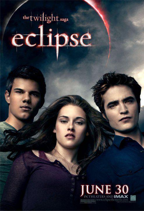 Poster do filme A Saga Crepúsculo: Eclipse