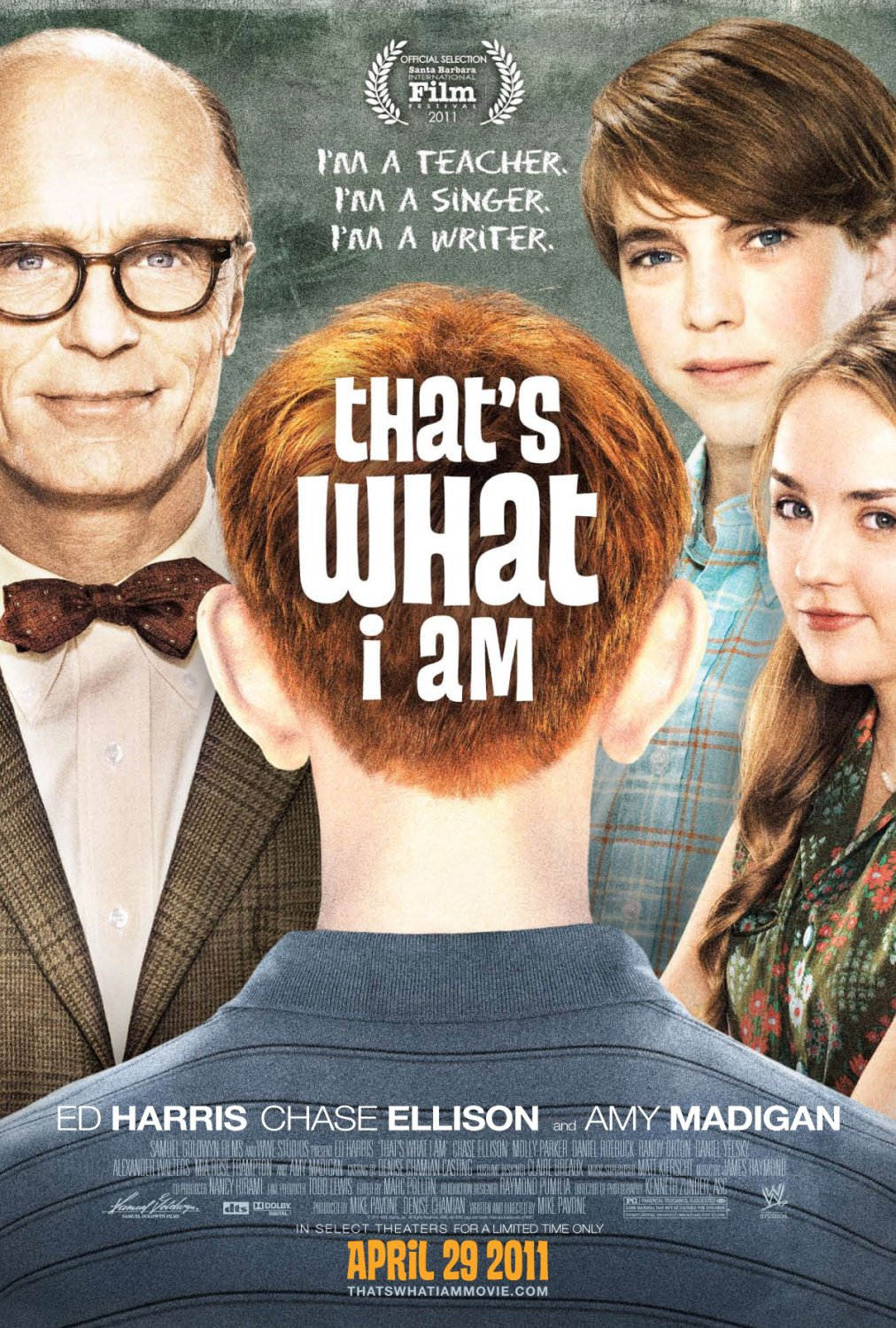 Poster do filme Thats What I Am