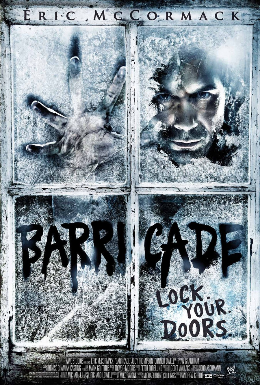 Poster do filme A Última Barricada