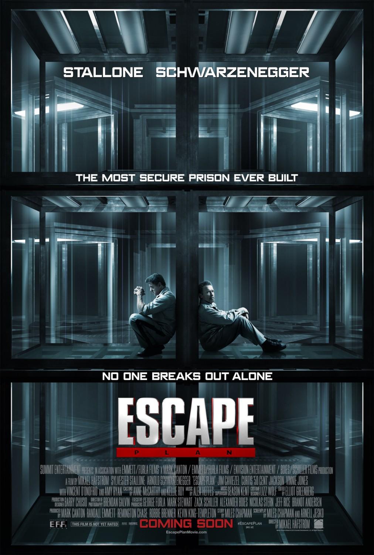 Poster do filme Escape