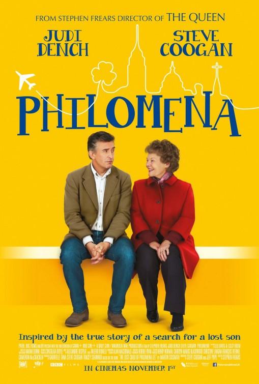 Poster do filme Philomena
