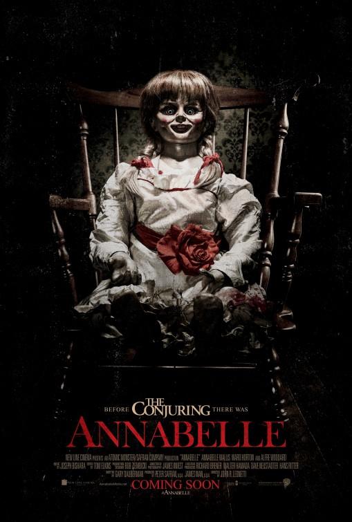 Poster do filme Annabelle 2