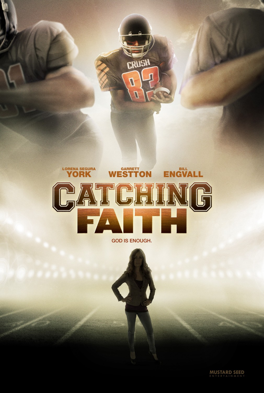 Poster do filme Catching Faith