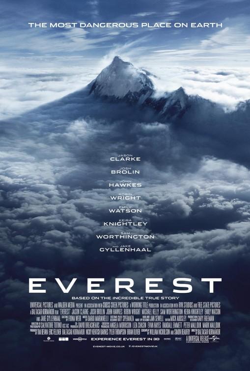 Poster do filme Evereste