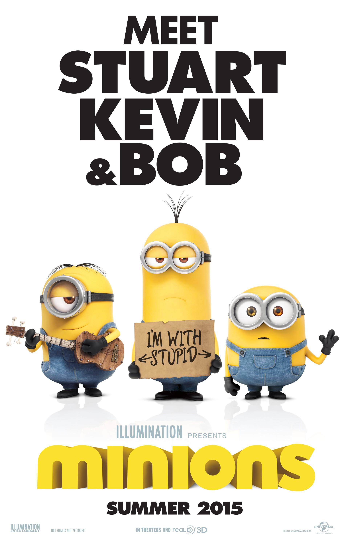 Poster do filme Minions