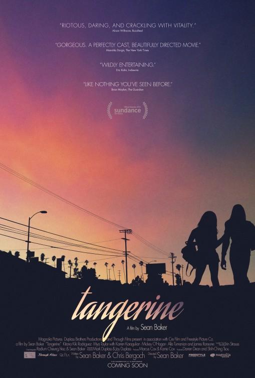 Poster do filme Tangerina