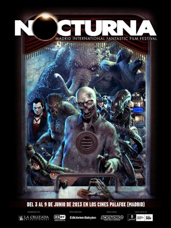 Poster do filme Nocturna