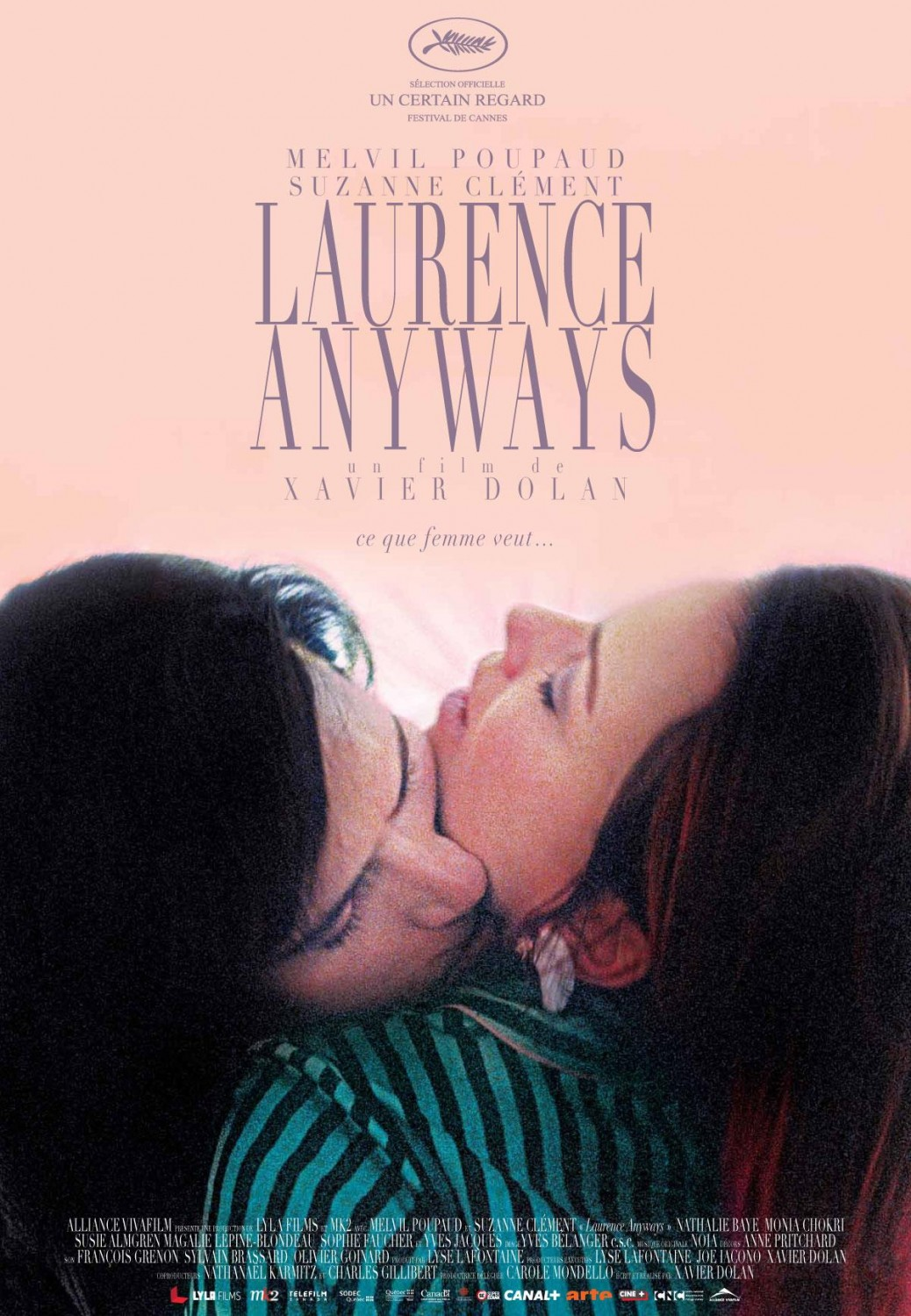 Poster do filme Laurence Anyways