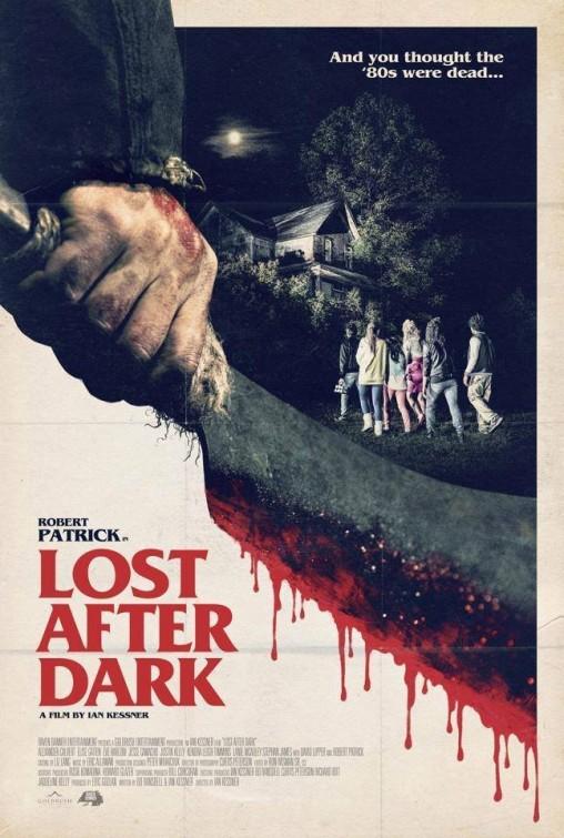 Poster do filme Lost After Dark