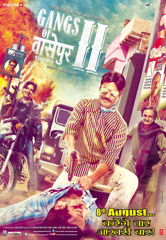 Poster do filme Gangs of Wasseypur