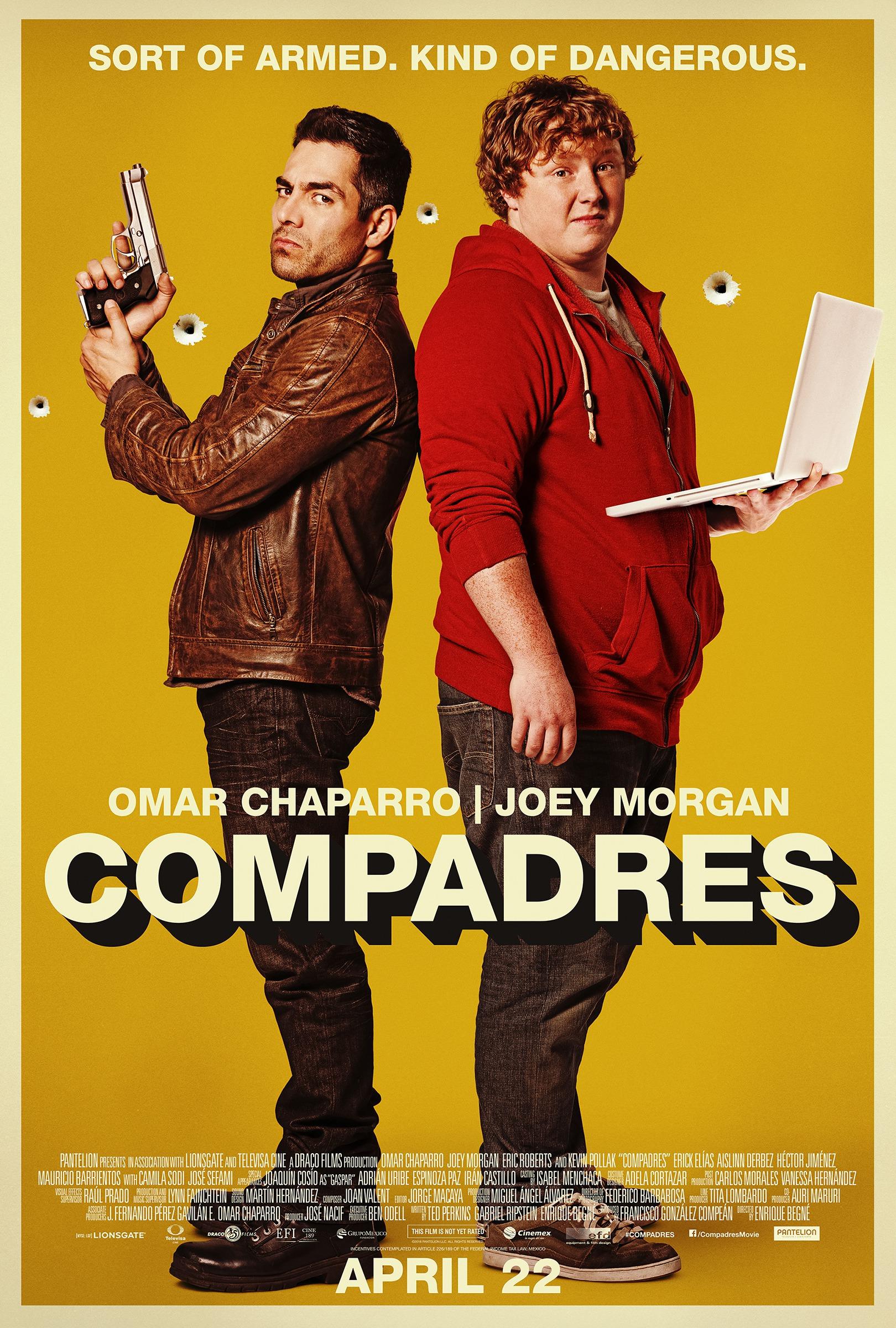 Poster do filme Compadres