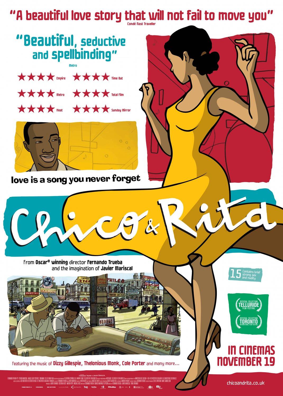 Poster do filme Chico & Rita