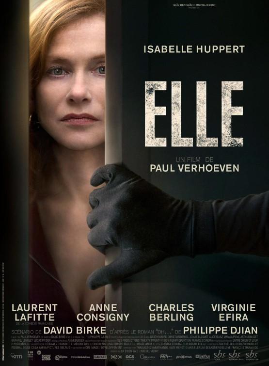 Poster do filme Elle
