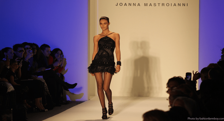 Fashion Show – Black Dress