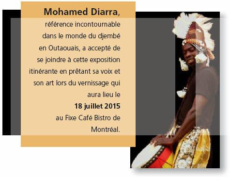 Mohamed Diarra - Desc