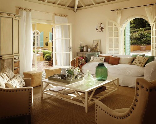 Medium Of Country Home Design Ideas