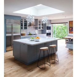 Small Crop Of Beautiful Large Kitchens