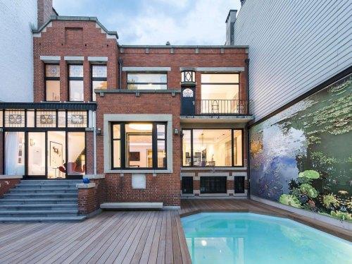 Medium Of Art Deco House