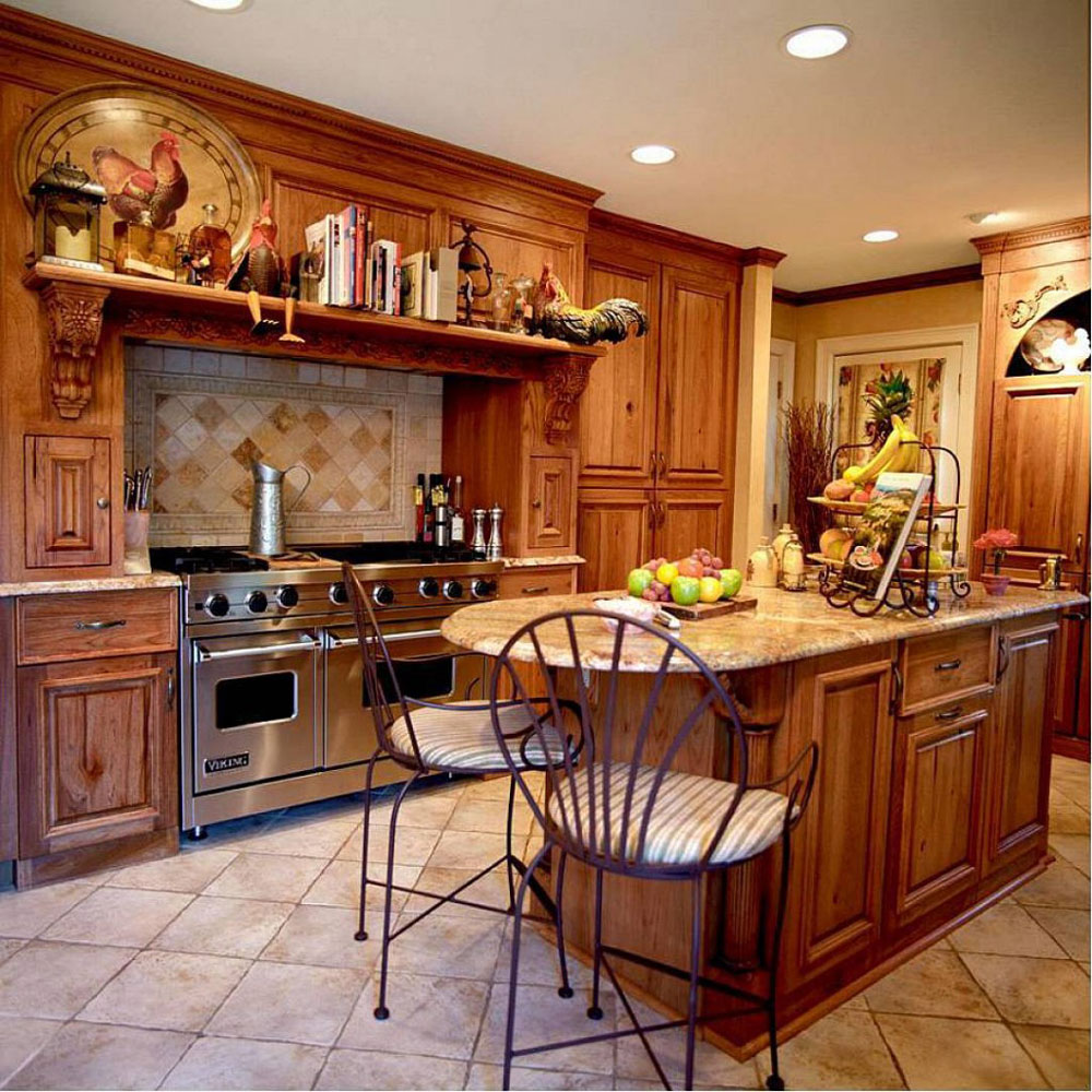 traditional kitchen interior design ideas traditional kitchen ideas Traditional Kitchen Interior Design Ideas 1