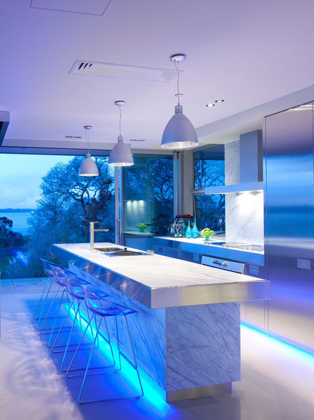 advantages of using led lights for home interior led lights for kitchen Advantages Of Using Led Lights For Home Interior 1