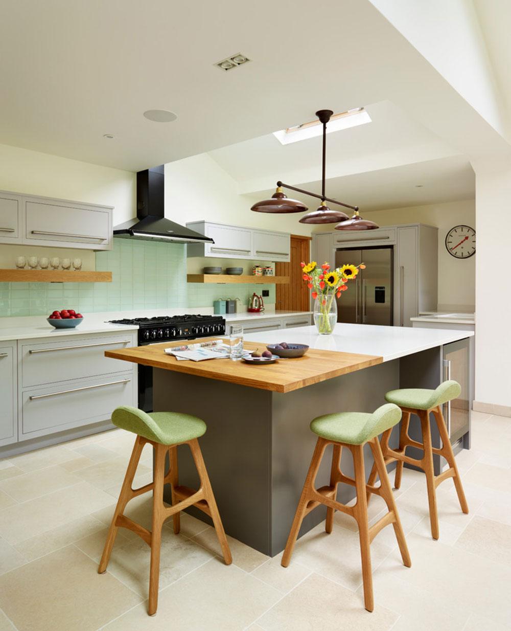 modern kitchen island designs seating kitchen island designs Modern Kitchen Island Designs With Seating 8