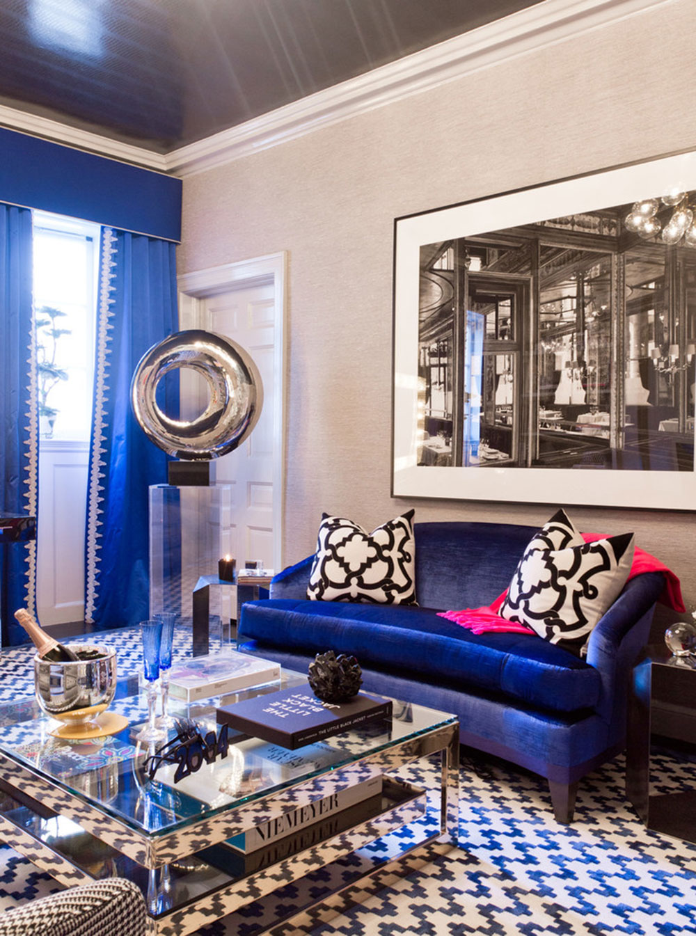 Genial Blue Living Room Designs Blue Living Room Furniture Blue Living Room Sets Blue Living Latest Trends Latest Trends houzz 01 Blue Living Room