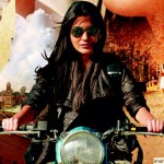 Jab Tak Hai Jaan Anushka on Bike
