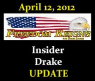 Insider Drake Freedom Reigns Update April 12, 2012 | in5d.com