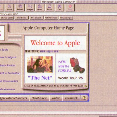 1995 Apple USA
