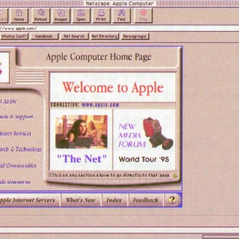 1995 Apple USA